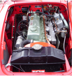 Healey engine